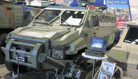 Украина и Швеция договорились о совместном предприятии по производству современного оружия