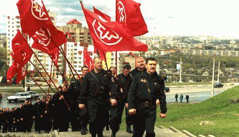 Русские фашисты уже призывают к разделению республики Беларусь