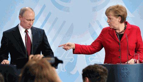 Официальный Берлин не видит смысла проводить любые переговоры с Москвой