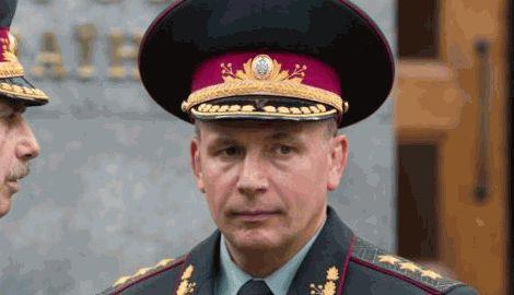 Петр Порошенко подписал рапорт об отставке Валерия Гелетея