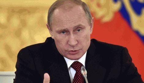 Путин: ЕС пропагандирует фашизм, а в Украине произошел антиконституционный переворот, инициатором которого были националисты