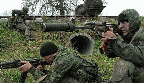 В ночь на 15 октября в зоне АТО уничтожили 10 человек ГРУ ГШ ВС РФ