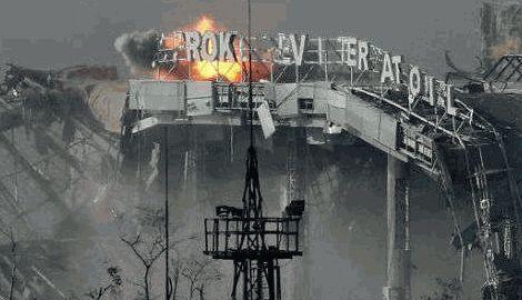 Еще одна попытка взять Донецкий аэропорт не увенчалась успехом для боевиков