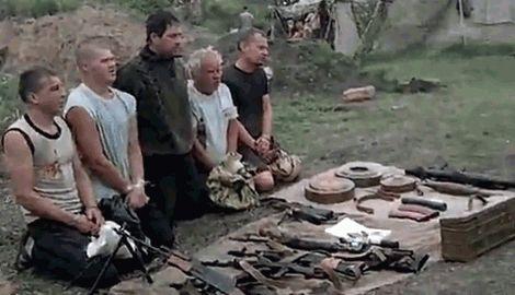 """Партизаны """"ХРН"""": Простите нас войны Украины"""