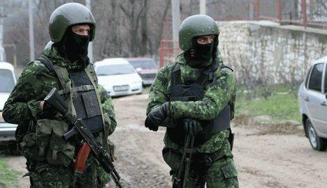 В одном из поселков Дагестана с самого утра идут бои между федеральными силами и силами сопротивлением республики, – СМИ