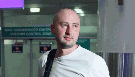 Аркадий Бабченко: Ходорковский,Навальный и Крым