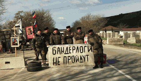 Боевики самопровозглашенных республик обратились к ВСУ с просьбой уничтожить донских казаков