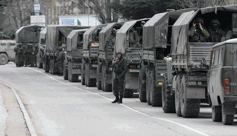 Россия стягивает войска под Мариуполь, – Тымчук