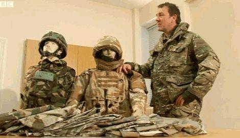 Великобритания оденет Вооруженные силы Украины на сумму в 1 миллион евро