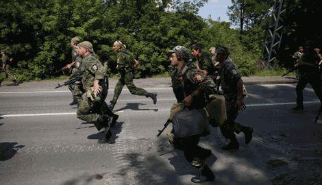 """Террористы """"ЛНР"""" готовятся под видом ВСУ нападать на села грабя их, чтобы скомпрометировать украинских военных"""