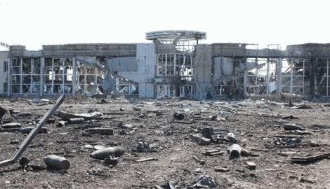 Офицер ВСУ, что удерживал аэропорт: На одного погибшего киборга приходится 7 убитых боевиков