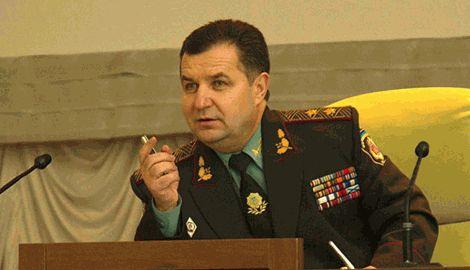 Степан Полторак дал поручение ускорить поставки нового оружия в армию