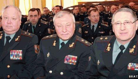 Первая реформа ВСУ, количество генералов сокращено до стандартов НАТО