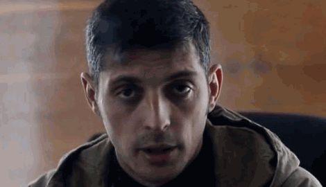 Боевик Гиви банда которого пытается взять Донецкий аэропорт обратился за помощью к Жириновскому