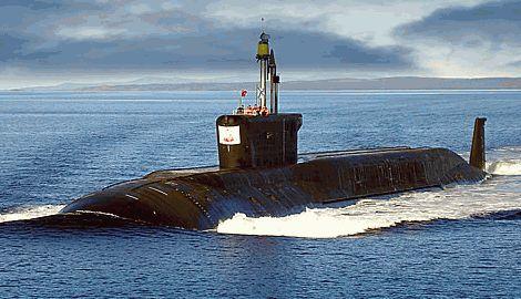 У берегов Швеции тонет подводная лодка РФ с ядерным оружием на борту