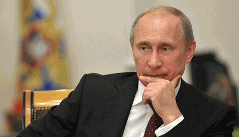"""Один из персонажей нечести в культовом фильме """"Вий"""" 1967 года, похож на Владимира Путина"""