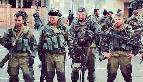 Версия «Гражданской войны в Украине» по-русски, это когда против ВСУ воюют бандиты из РФ