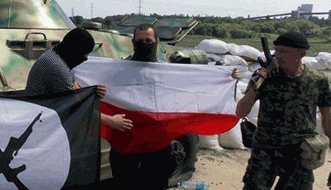 """Польских националистов, которые ехали в Украину воевать на стороне """"ДНР"""", задержали на границе"""