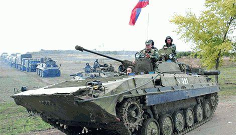Стали зрозумілі плацдарми для наступного наступу російських окупантів