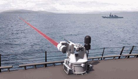 В США тестируют лазерное оружие, выстрел из которого стоит $5 долларов