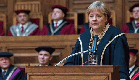 Меркель: Кризис на Донбассе нужно решать как можно быстрее, чтобы зимой все были с газом