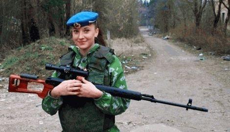 Дмитрий Снегирев: В Донецкую области прибыл отряд военнослужащих РФ, основную часть которого составляют женщины-снайпера