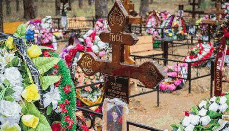 Российские журналисты нашли в Костроме свежие могилы  солдат
