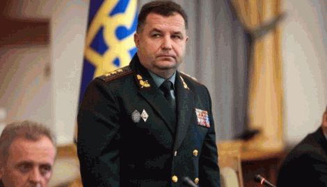 Степан Полторак: Среди подразделений ВСУ существует здоровая конкуренция за право защищать Донецкий аэропорт