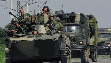 Пять сотен военнослужащих РФ переброшены из России для усиления  банформувань «ДНР», — Тымчук