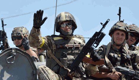 Из 50 тысяч военнослужащих задействованных в АТО статус участника получило более 800