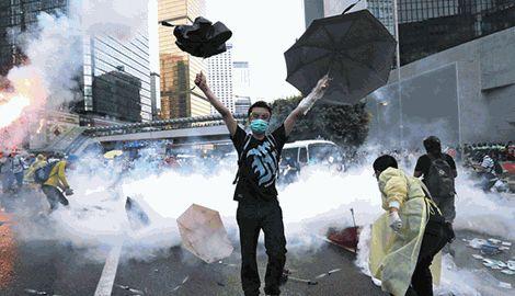 Майдан в Гонконге изменит мир