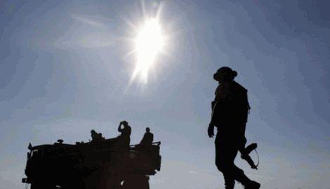 Луганские партизаны расстреляли одного из главарей террористов
