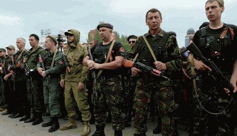 Москва пытается объединить террористов под единым командованием, создав полноценную армию, – ИС