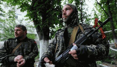 Голодранцы «Русского мира» украли 40 тонн муки в одной из колоний Луганской области
