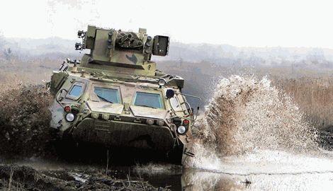ВПК Украины переходит на стандарты НАТО