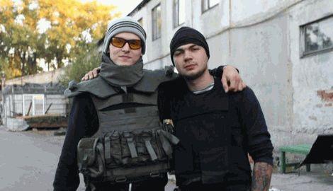 Руфер Mustang Wanted выложил короткометражный фильм о своем путешествии в Донецкий аэропорт