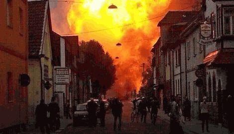 """В Германии на одном из газопроводов """"Газпрома"""" произошел взрыв"""