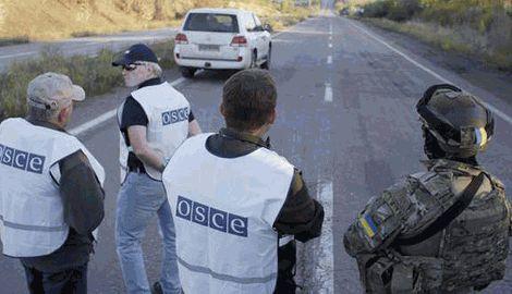 ОБСЕ вместо наблюдения за прекращением огня, займется сбором разведданных для РФ, — Данилюк