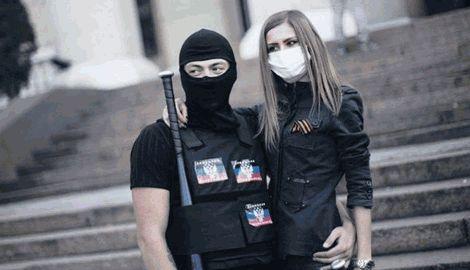 Боевики бандформирований, базирующихся в Донецке, поспешно вывозят из города свои семьи