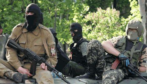Демократия по-украински, бюллетени на выборы в оруге №112 Луганской области будут, сопровождать боевики «ЛНР»