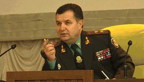 Степан Полторак решил, что Генеральный штаб должен состоять из офицеров, принимавших участие в АТО