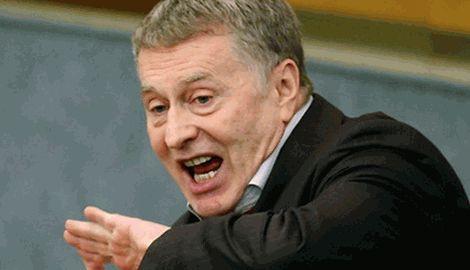 Жириновский: «Россия – это общага,всем есть комнаты, и только россияне живут в коридоре. . .»