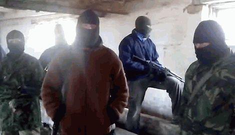 Партизаны Донбасса записали видеообращение к террористам самопровозглашенных республик