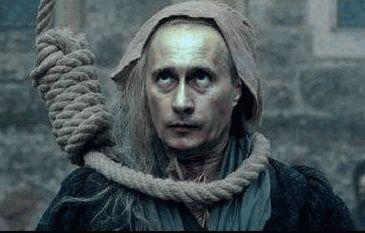 «Аннушка уже пролила масло» або скорий кінець Путіна