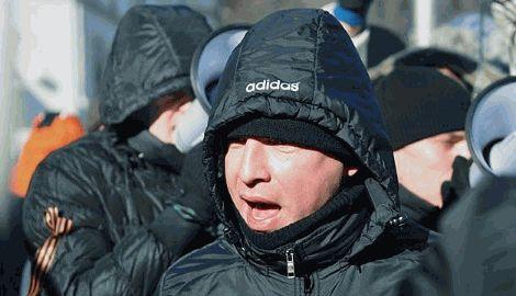 """Зорян Шкиряк: В одном из районов Киева задержано 200 """"титушек"""""""