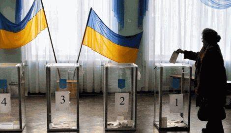 Украинцев призывают активнее голосовать, а иначе после смерти попадешь жить в РФ