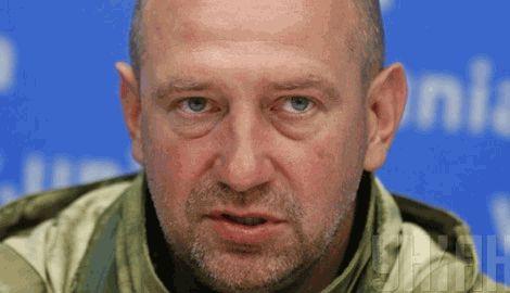Комбат «Айдара»: Первым делом в Верховной раде я набью морду Семенченко