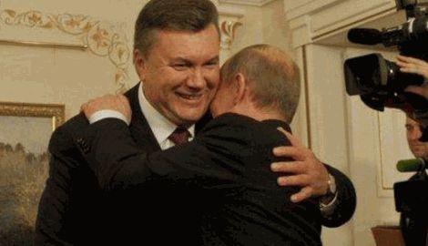 Путин наградил верных ему украинцев: Янукович, Азаров и Пшонка получили гражданство РФ
