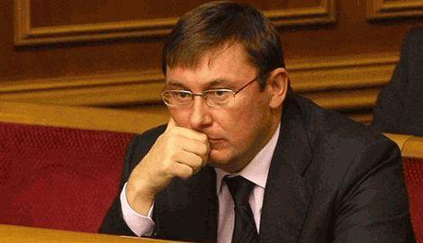 Луценко: Блок Петра Порошенко готов снять неприкосновенность с президента