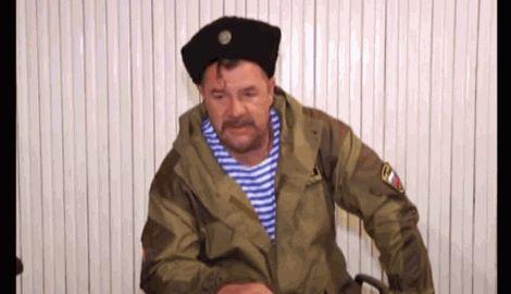 Российские террористы уже жалуются на жителей Донбасса
